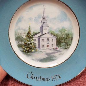 Avon Christmas 1974 2nd Edition Church